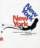 Couverture du livre « New york, new york » de Lisa Dennison aux éditions Skira