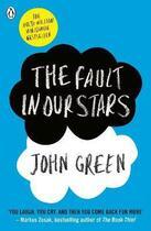 Couverture du livre « The fault in our stars » de John Green aux éditions Children Pbs
