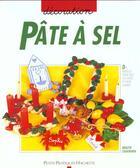 Couverture du livre « Pate A Sel » de Brigitte Casagranda aux éditions Hachette Pratique