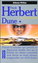Couverture du livre « Dune » de Frank Herbert aux éditions Pocket