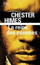 Couverture du livre « La reine des pommes » de Chester Himes aux éditions Gallimard