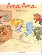 Couverture du livre « Ana Ana T.1 ; douce nuit » de Dominique Roques et Alexis Dormal aux éditions Dargaud