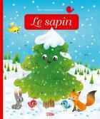 Couverture du livre « Le sapin » de Hans Christian Andersen et Chloe Chauveau et Katya Longhi aux éditions Lito