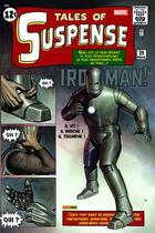 Couverture du livre « Iron Man ; INTEGRALE VOL.1 ; 1963/1964 » de Don Heck et Stan Lee et Jack Kirby aux éditions Panini