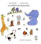Couverture du livre « La clairière des bons amis t.2 ; Gaston le mouton » de Julie Carpentier et Jean-Pascal Noel aux éditions Petites Vagues