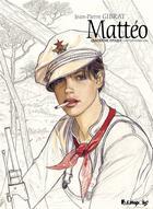 Couverture du livre « Mattéo T.4 ; quatrième époque (août-septembre 1936) » de Jean-Pierre Gibrat aux éditions Futuropolis