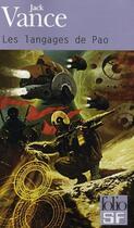 Couverture du livre « Les langages de Pao » de Jack Vance aux éditions Gallimard