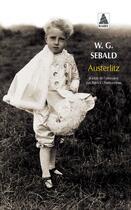 Couverture du livre « Austerlitz » de Winfried Georg Sebald aux éditions Actes Sud