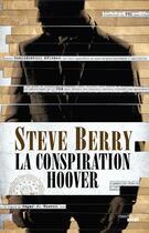 Couverture du livre « La conspiration Hoover » de Steve Berry aux éditions Cherche Midi