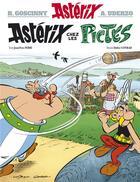 Couverture du livre « Astérix t.35 ; Astérix chez les Pictes » de Rene Goscinny et Albert Uderzo aux éditions Albert Rene