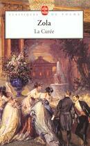 Couverture du livre « La curee » de Émile Zola aux éditions Lgf