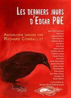 Couverture du livre « Les derniers jours d'Edgar Poe » de Richard Comballot aux éditions Glyphe
