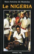 Couverture du livre « Nigeria » de De Montclos aux éditions Karthala