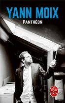 Couverture du livre « Panthéon » de Yann Moix aux éditions Lgf