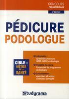 Couverture du livre « Pédicure-podologie (2e édition) » de Patrick Beard et Florence Colonna aux éditions Studyrama