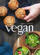 Couverture du livre « Vegan » de Marie Laforet aux éditions La Plage