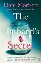 Couverture du livre « The husband's secret » de Liane Moriarty aux éditions Penguin