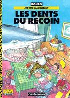 Couverture du livre « Jérôme Moucherot T.1 ; les dents du recoin » de Francois Boucq aux éditions Casterman