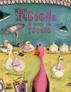 Couverture du livre « Roselle, la petite oie rebelle » de Jean-Pierre Kerloc'H aux éditions Vilo