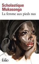 Couverture du livre « La femme aux pieds nus » de Scholastique Mukasonga aux éditions Gallimard