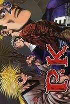 Couverture du livre « P.k t.23 » de Lee Jong Kyu et Park Chul Ho aux éditions Tokebi