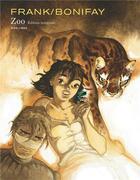 Couverture du livre « Zoo ; intégrale » de Philippe Bonifay et Frank Pe aux éditions Dupuis