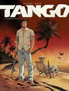Couverture du livre « Tango T.2 ; sable rouge » de Matz et Jean-Jacques Chagnaud et Philippe Xavier aux éditions Lombard