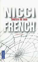 Couverture du livre « Sourire en coin » de Nicci French aux éditions Pocket