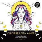 Couverture du livre « Happy coloriage ; sorcières bien aimées » de Collectif aux éditions Dessain Et Tolra
