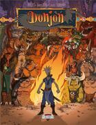 Couverture du livre « Donjon Zénith T.8 ; en sa mémoire » de Joann Sfar et Lewis Trondheim et Boulet aux éditions Delcourt