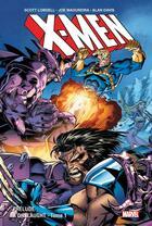 Couverture du livre « X-Men ; prélude à Onslaught » de Alan Davis et Scott Lobdell et Joe Madureira aux éditions Panini