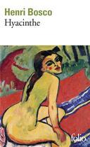 Couverture du livre « Hyacinthe » de Henri Bosco aux éditions Gallimard