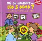 Couverture du livre « Les Cinq Sens » de Collectif aux éditions Petit Musc