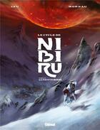 Couverture du livre « Le cycle de Nibiru t.2 ; la fin d'un monde » de Mathieu Moreau et Izu aux éditions Glenat