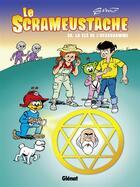 Couverture du livre « Le Scrameustache t.39 ; la clé de l'hexagramme » de Gos aux éditions Glenat