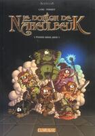 Couverture du livre « Le donjon de Naheulbeuk T.1 ; première saison, partie 1 » de John Lang et Marion Poinsot aux éditions Clair De Lune