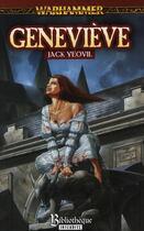 Couverture du livre « Geneviève » de Jack Yeovil aux éditions Bibliotheque Interdite