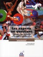 Couverture du livre « Les Experts En Questions: Savoirs Professionnels En Matiere D'Entrainement » de Krantz aux éditions Insep