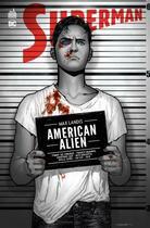 Couverture du livre « Superman ; american alien » de Jae Lee et Nick Dragotta et Jock et Max Landis aux éditions Urban Comics