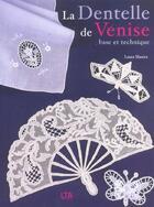 Couverture du livre « Dentelle de venise » de Laura Masera aux éditions Le Temps Apprivoise