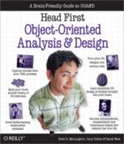 Couverture du livre « Head First Object-Oriented Analysis and Design » de Brett D. Mclaughlin aux éditions O'reilly Media