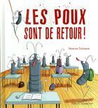 Couverture du livre « Les poux sont de retour ! » de Severine Duchesne aux éditions Gautier Languereau