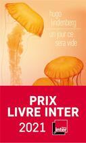 Couverture du livre « Un jour ce sera vide » de Hugo Lindenberg aux éditions Christian Bourgois