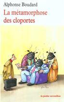 Couverture du livre « La métamorphoses des cloportes » de Alphonse Boudard aux éditions Table Ronde