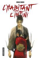 Couverture du livre « L'habitant de l'infini ; intégrale t1-t2 » de Hiroaki Samura aux éditions Casterman