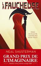 Couverture du livre « La faucheuse » de Neal Shusterman aux éditions R-jeunes Adultes