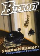 Couverture du livre « REVUE BIFROST N.70 » de Revue Bifrost aux éditions Le Belial