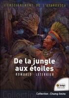 Couverture du livre « L'enseignement de l'ayahuasca ; de la jungle aux étoiles » de Romuald Leterrier aux éditions Temps Present