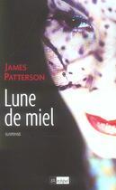 Couverture du livre « Lune de miel » de James Patterson aux éditions Archipel