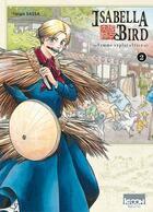 Couverture du livre « Isabella Bird, femme exploratrice T.2 » de Taiga Sassa aux éditions Ki-oon